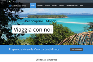 LastMinute Web